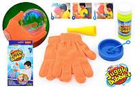 Мыльные пузыри ( набор для игры + рукавички) 1428C