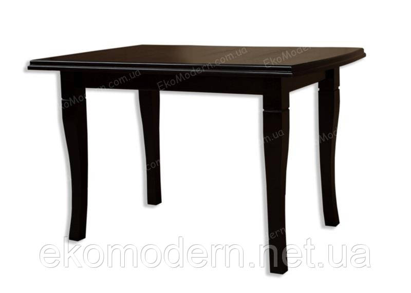 Стол обеденный МОНРЕАЛЬ+ из дерева бук для кухни дома, кафе и ресторана