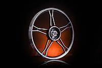 Диск колеса Дельта передний чёрный литой