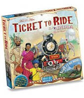Билет на поезд: Индия и Швейцария (Ticket to ride: India & Switzerland) настольная игра
