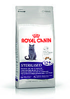 Корм Royal Canin Sterilised 12+