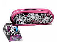 """Пенал на молнии """"Monster High"""" 8 х 21 х 5 см, ТМ Kinderline, MHBB-RT3-422"""