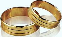 Золотые обручальные кольца  2.75, 20.5