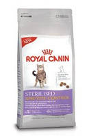 Корм Royal Canin Sterilised Appetite Control 7+