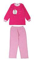 Детская велюровая пижама