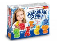 "Мыльная страна ""Веселый зоопарк"" 15100173Р, 9010-04"