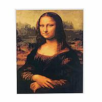 "Картина ""Мона Лиза"" по номерам 50*65см, 01675"