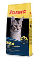 Josera JosiCat Ente & Fisch Повноцінний корм для дорослих котів з м'ясом качки та риби 10кг