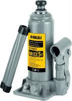 Домкрат гидравлический бутылочный Sigma mid 5т H 185-355мм (6105051)