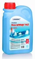 Тосол NordWay-40 (-24°С) 1л.