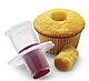 Плунжер - бур для выемки середины кексов, фото 2