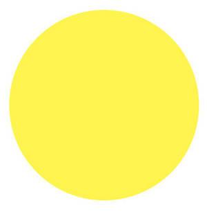 Термотрансферная пленка Siser P.S.FILM matt Fluor ярко-желтая, А0022