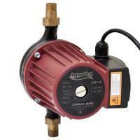 """Насос для повышения давления Aquatica 270Вт Hmax 12м Qmax 47л/мин ??\"""" 195мм + гайки ??\"""" (774714)"""