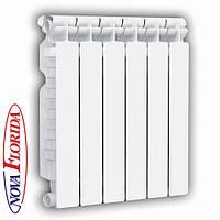 Радиатор алюминиевый NOVA FLORIDA Desideryo B3 500/100 мм