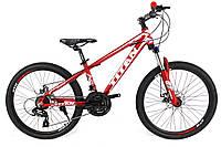 """Велосипед Titan-Bike Flash 24"""" горный, подростковый"""