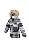 """Зимняя куртка """"камуфляж"""" на мальчика"""
