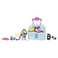 Игровой набор Рэйнбоу Дэш (My Little Pony Friendship is Magic Rainbow Dash Cloudominium Playset), фото 1