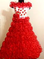 """Бальное детское платье """"Испанская роза"""""""