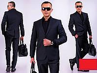 Мужской деловой костюм ( 42-70 р)