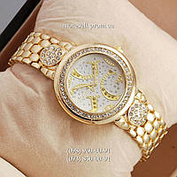 Guess crystal Gold/White