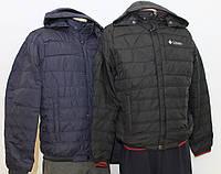 Куртка из полиэстера для мужчин р. 42-50   арт. 9017 - 45