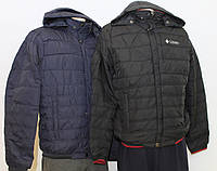 Куртка из полиэстера для мужчин р. 42-50   арт. 9017 - 50