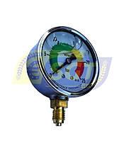 Манометр глицериновый для опрыскивателя (шкала 25 bar)