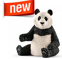Большая панда, самка - игрушка-фигурка, Schleich