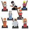 Фигурки Harry Potter Гарри Поттер Лего 8 шт Новый дизайн набор