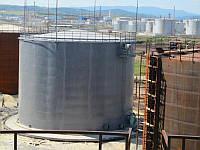 Антикоррозийная обработка резервуаров