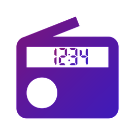 Часы с радио, usb, sd.