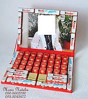 Ноут-бук из Киндер шоколадок, фото 1