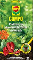 Торфосмесь для зеленых растений и пальм Compo, 20 л