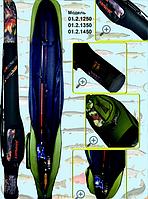 Чехол KENT&AVER полужёсткий 01, зелёный, 1250 мм.