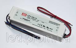 Блок питания Mean Well 100Вт 12В IP67 (LPV-100-12)