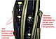 Чохол KENT&AVER напівжорсткий 02, двосекційний, коричневий, 1450 мм, фото 4