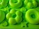 """Силиконовая форма для выпечки """"Пончиков и донатсов ассорти"""" на 6 ячеек, фото 4"""