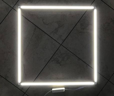 Светодиодный светильник SL-405L 40W 5000K ART-MAGIC SQUARE Код.57876, фото 2
