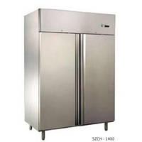 Шкаф холодильный (+2...+8°С) Red Fox SZCH-1400 нерж.