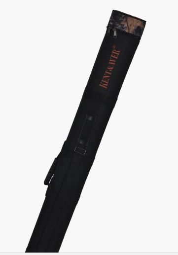 Чехол KENT&AVER жёсткий овал,1150 мм.(85х50),коричневый
