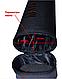 Чехол KENT&AVER жёсткий овал,1150 мм.(85х50),коричневый, фото 5