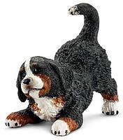 Щенок бернской овчарки, игрушка-фигурка, Schleich