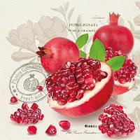 """Салфетки бумажные декоративные """" Pomegranate   """""""