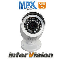 Наружная ip-видеокамера MPX-5028WIRC, 5Мр, Корея
