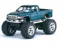 """Машина металлическая """"Kinsmart"""" Dodge Ram, KT5338W"""