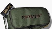 Бокс KENT&AVER для катушек 07,мягкий,зелёный,250х120х100 мм.