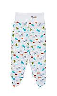 Ползунки-штанишки для мальчика