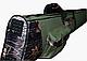 Чехол KENT&AVER для ружья 11,полуж.,зелёный,1300 мм., фото 4