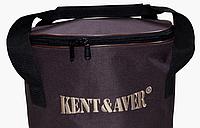 Ведро KENT&AVER для прикормки,коричн,с крыш 290х200