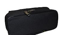 Бокс KENT&AVER пристёгивающийся для Тубус KENT&AVERа 130х65 чёрный